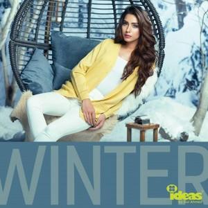Gul Ahmed Winter Dresses 2016