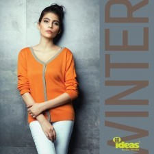 Gul Ahmed Winter Dresses 2016 for Girls