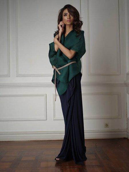 Misha LaMisha Lakhani winter Party wear Dresses 2016 winter (1)