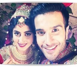 Pakistani Model Sajal Ali Wedding Pictures
