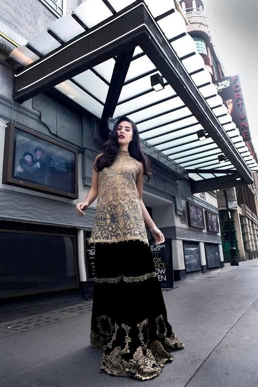 Saira Rizwan Winter Bridal Dresses 2016 (2)