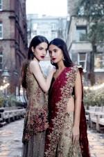 Saira Rizwan Winter Bridal Dresses 2017