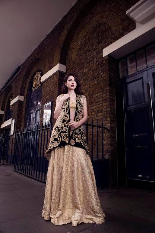 Saira Rizwan Winter Bridal Dresses 2016 (6)