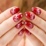 beautiful nail art design