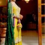 mehndi-dresses 2016