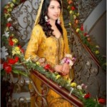 mehndi-dresses-for-brides 2016
