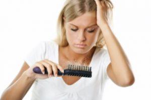 Hair falling out men