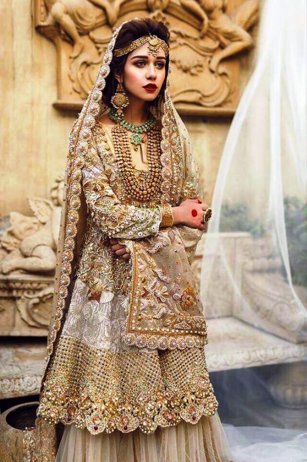 Best pakistani bridal wear online in Pakistan