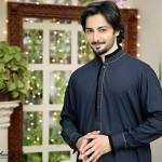 Bonanza Latest Shalwaar Kameez Winter collection for Men