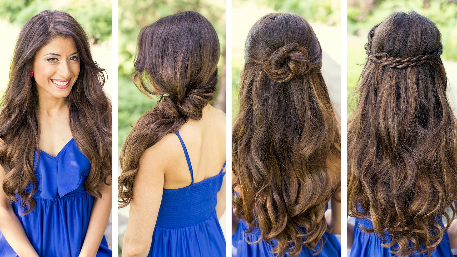 Easy Hairstyles for Women