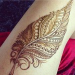 Latest Mehndi Designs for Young Girls and Women