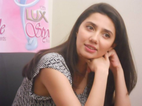 Mahira Khan Lux Style Award