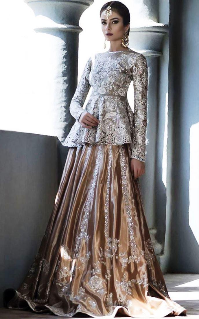 Pakistani Bridal Dresses Latest Designs Online