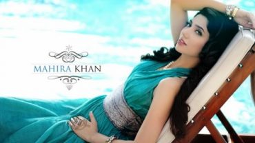 beautiful actress mahira khan
