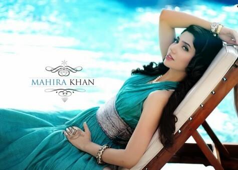 beautiful actress mahira khan