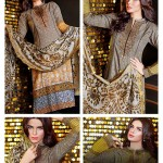 gul ahmed winter collection for girls