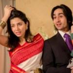 mahira khan with her family