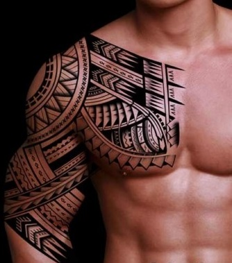 new tattoos styles for men