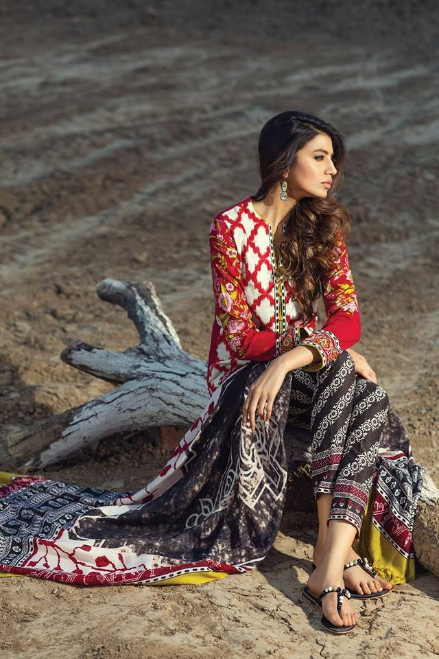 Sana Safinaz Latest Winter collection