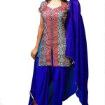 Crimson Indian Salwar Kameez for Girls