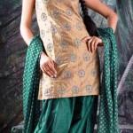 Latest Shalwar Kameez neck Design for Indian Girls