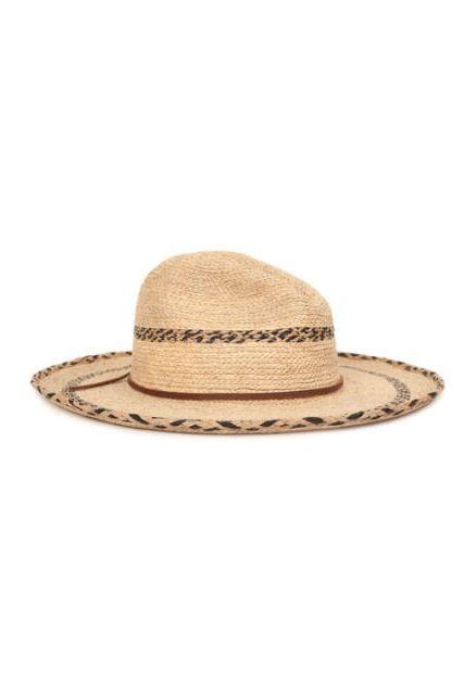 Brixton Holland Light Tan Straw Hat