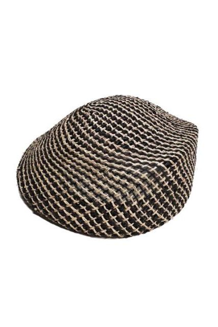 Clyde net beret summer style fashion
