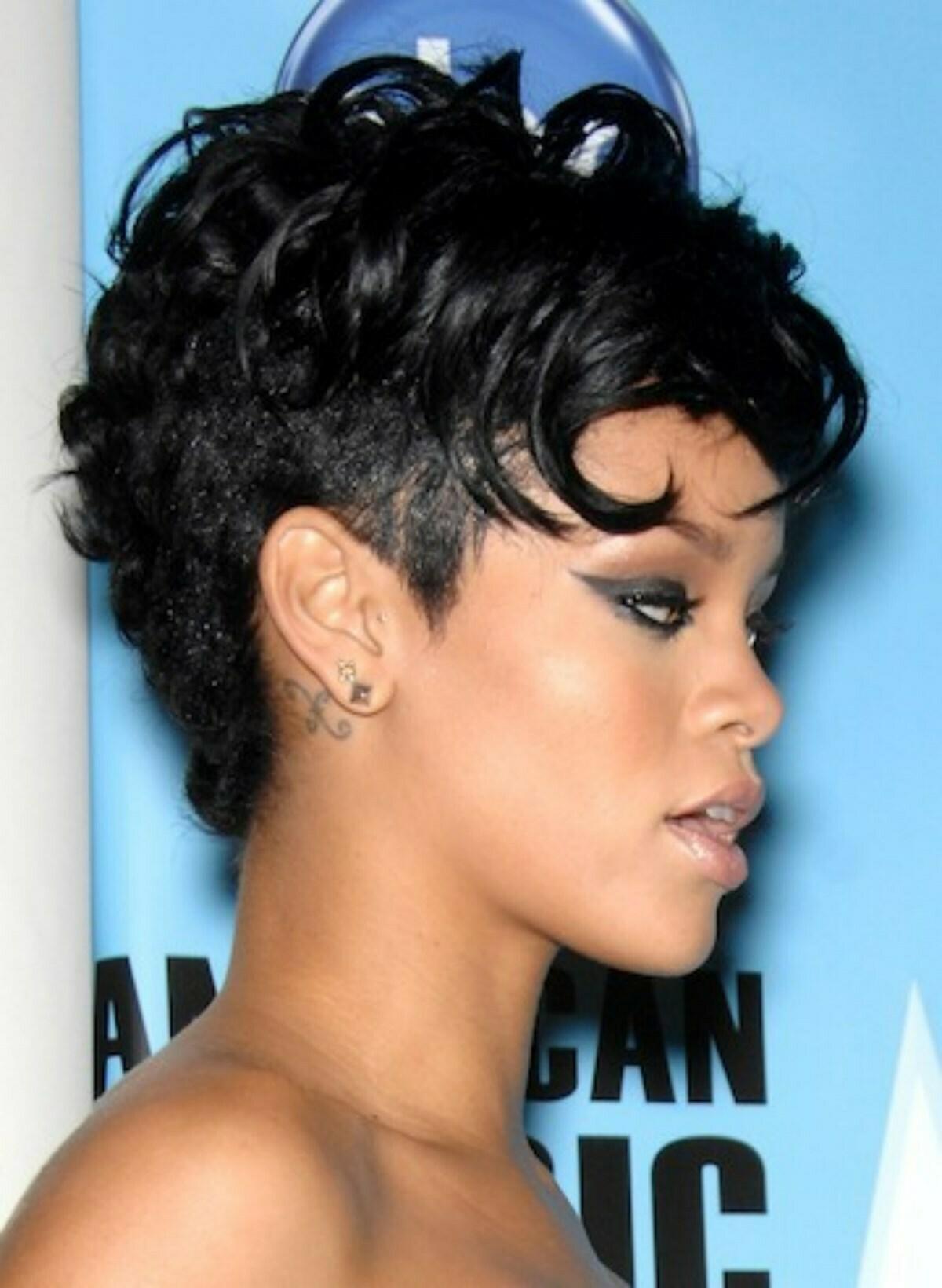 Black Hairstyles for Short Hair
