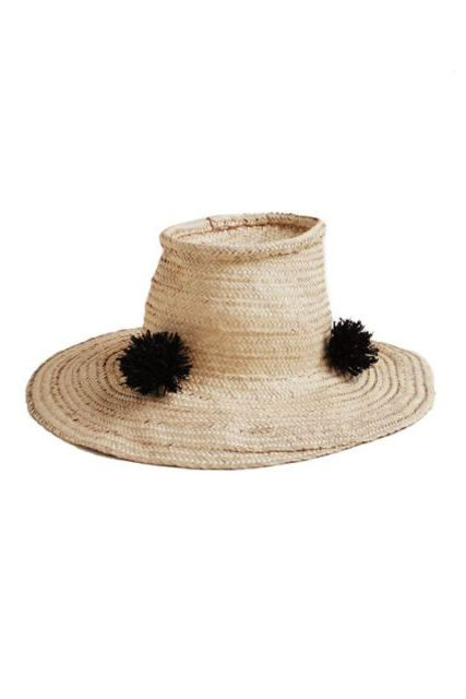 Indego style summer hat