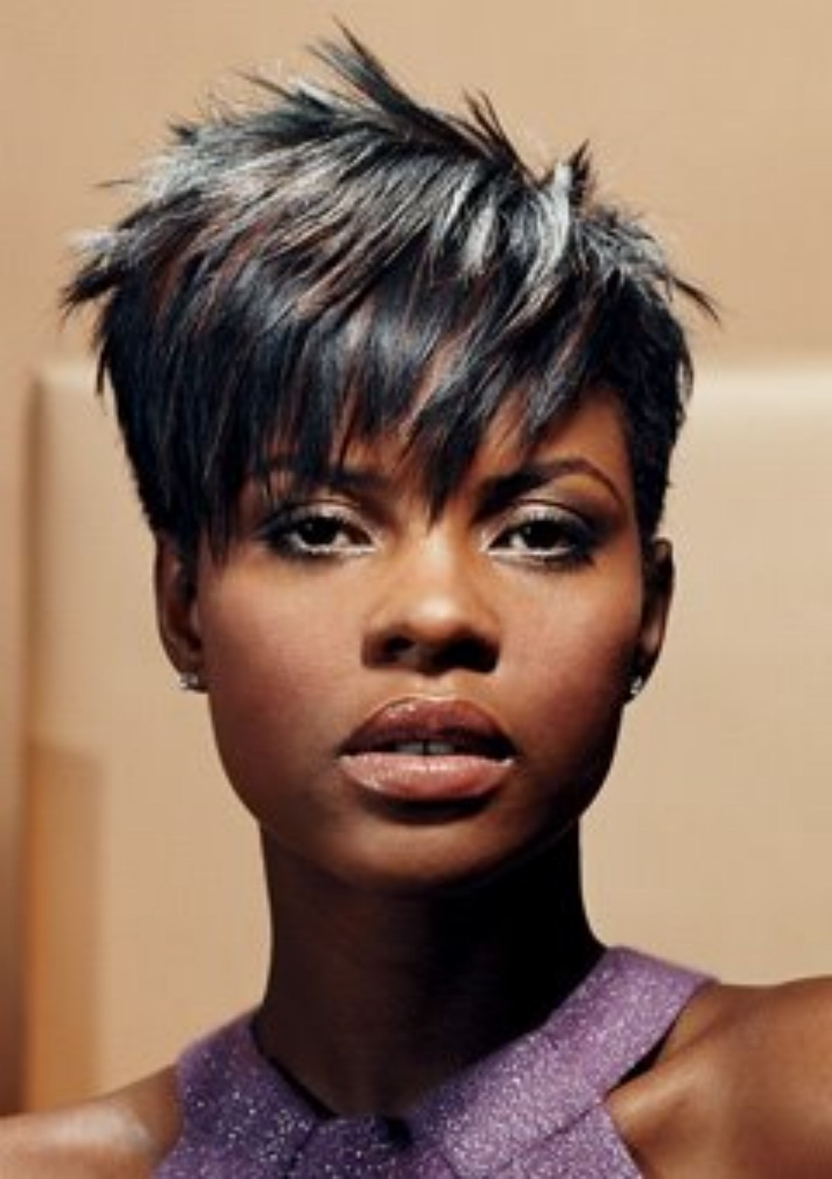Black Short Haircuts Hairstyle for Women & girls