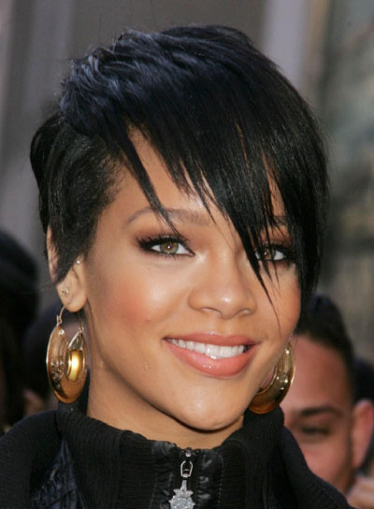 Lovely Short Haircuts for Black Women