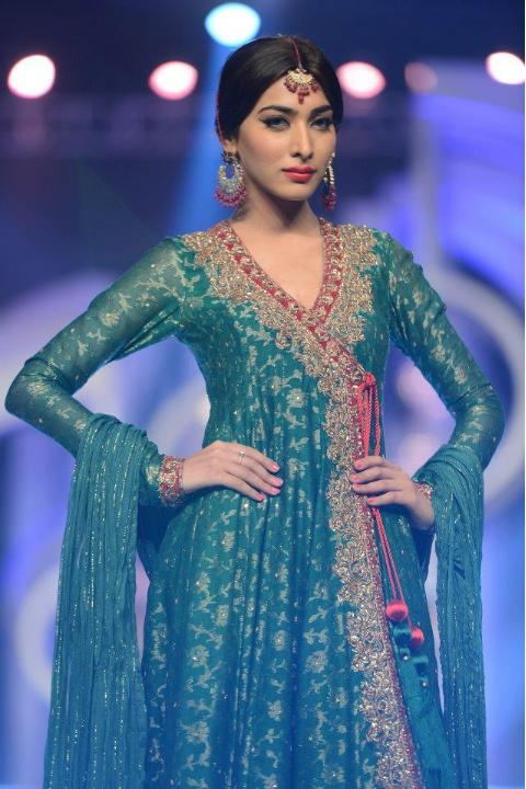 Best Collection of Angrakha Style In Pakistani Dresses
