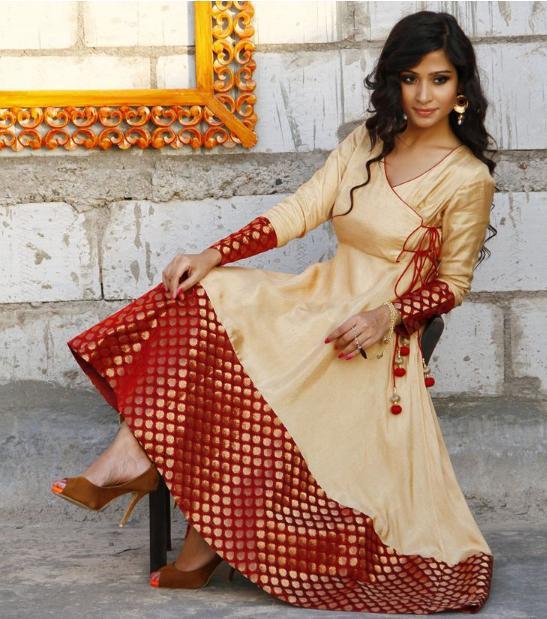 Latest Angrakha Style