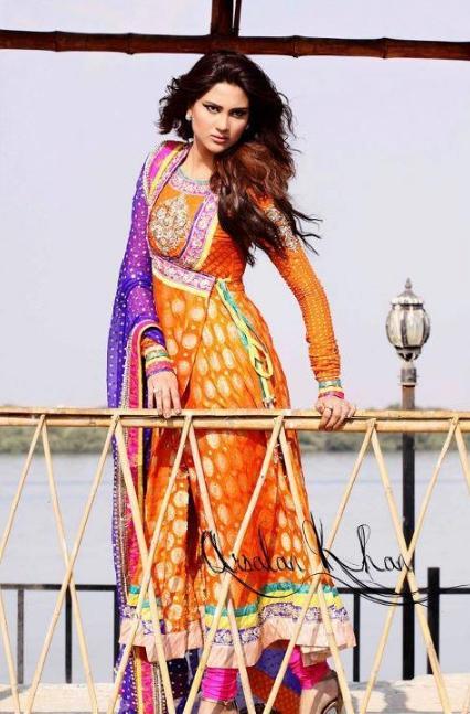 X Pakistani Fashion Clothes Dresses Collection