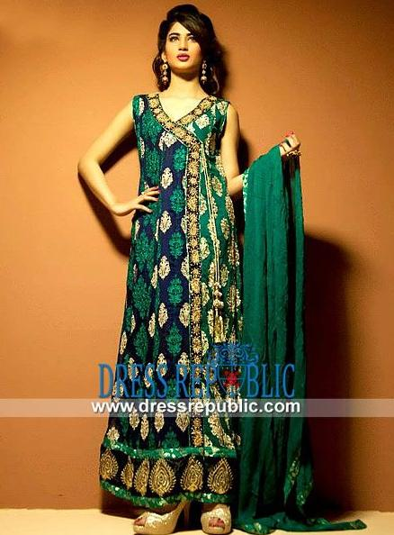 Best Angrakha Style Dress Designs For Women