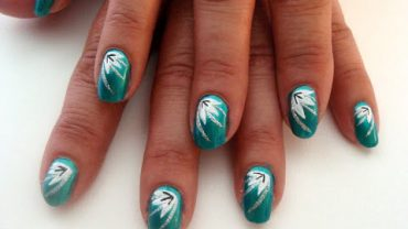 New French Hääkynnet anopille Nail Design