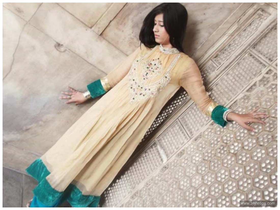 Stylish Pakistani Dresses Design