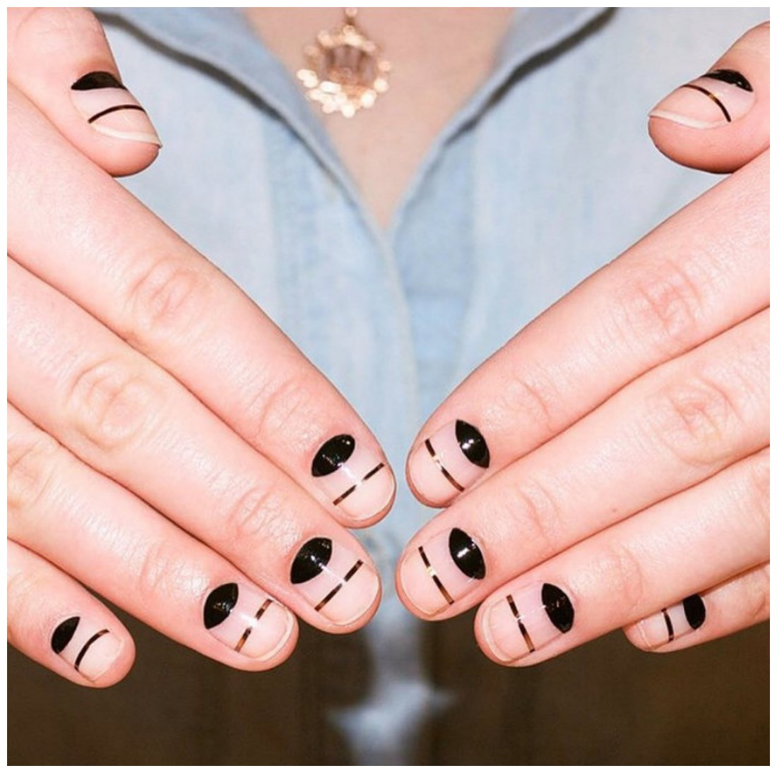 cute new nail designs 2017