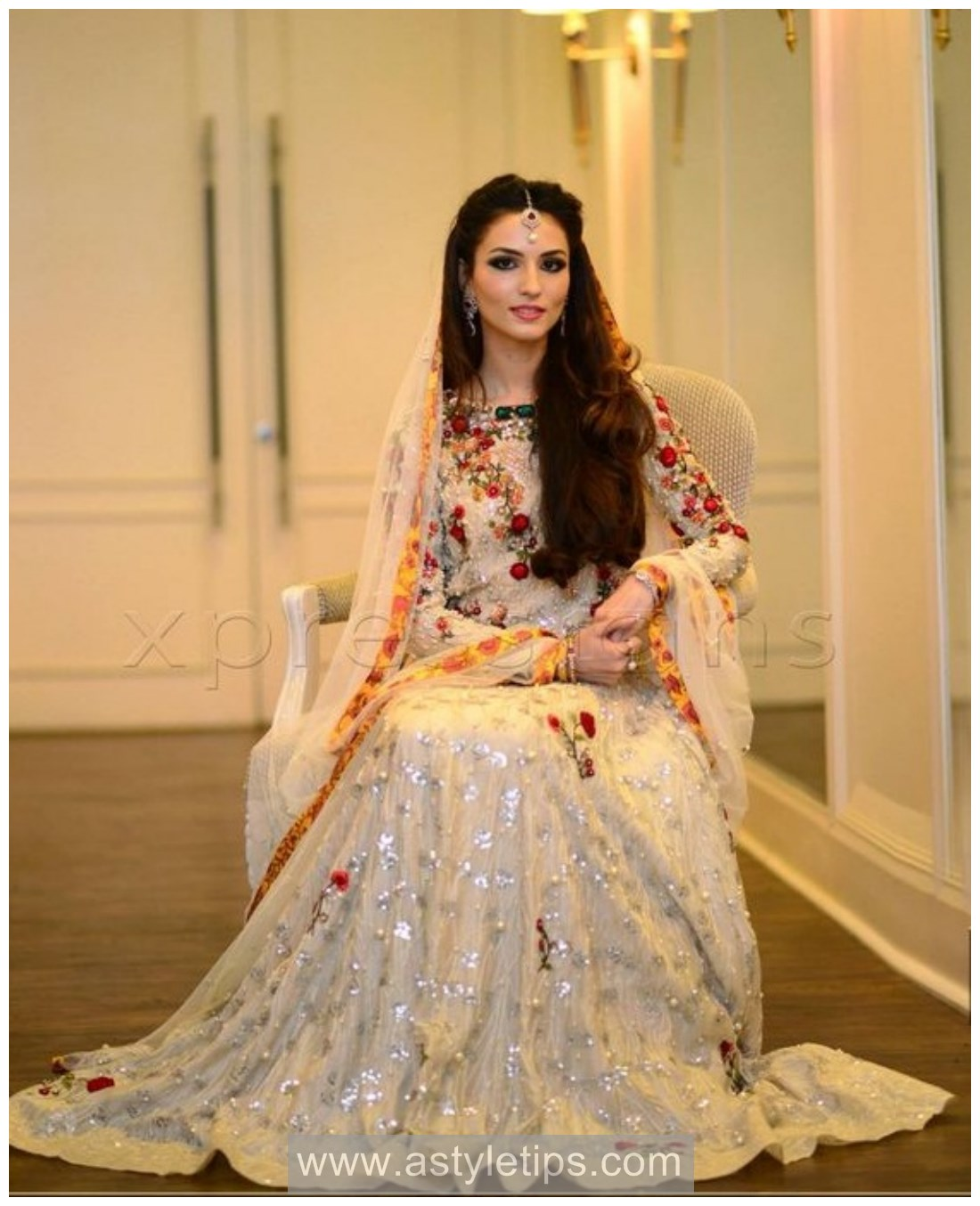 New Nikkah Dresses Pakistan