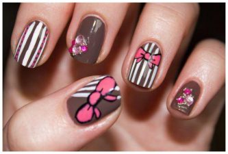 Design of Best Nails 2019 in USA Girls