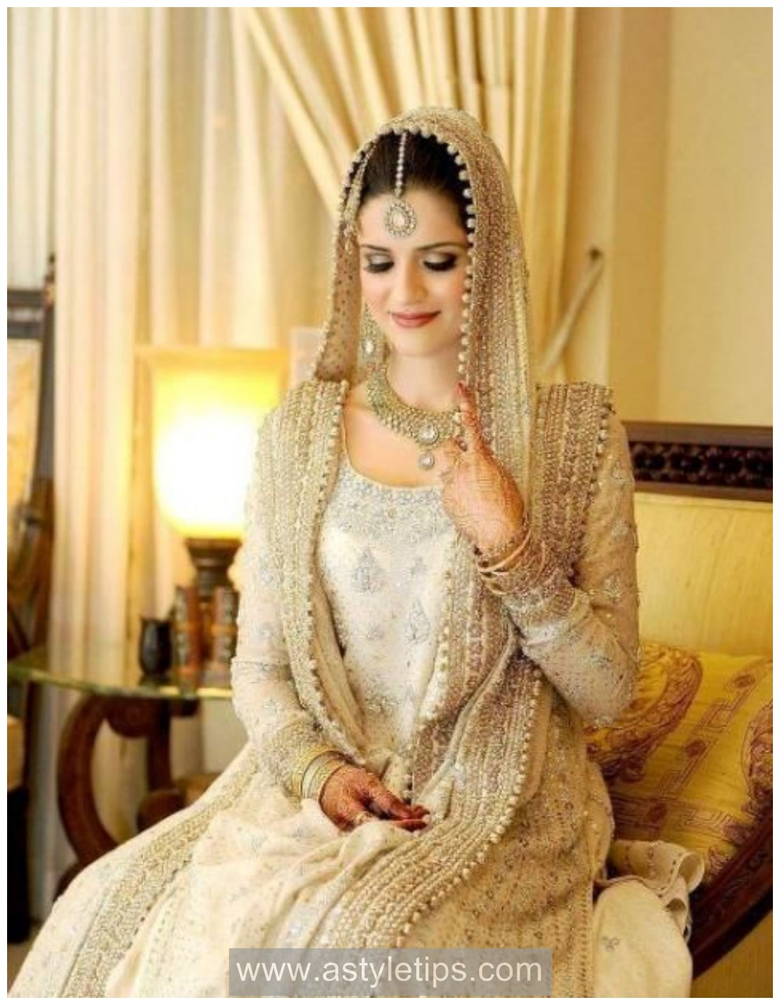 New Trend of Nikkah and Engagement Dresses