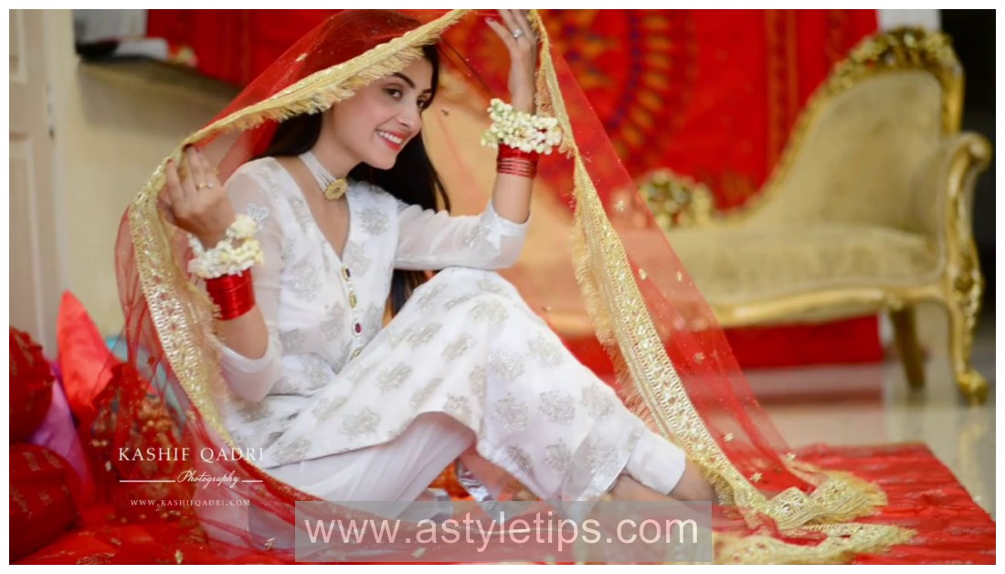 Nikah Dresses Trends 2017 For Women