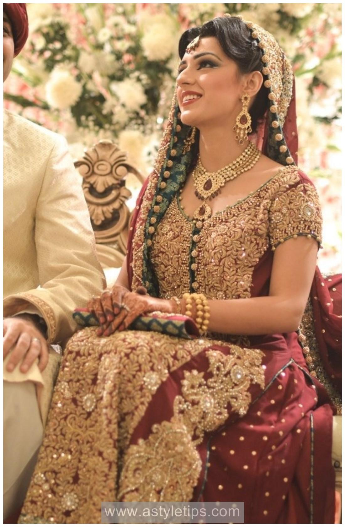 Wedding & Nikkah dresses Suits Best Designs for Ladies | A style tips