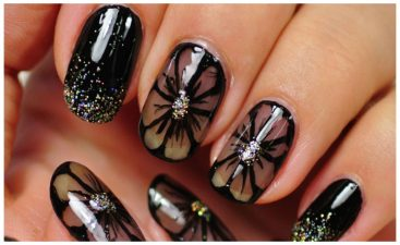 Best New Years DIY Nail Art Design Ideas