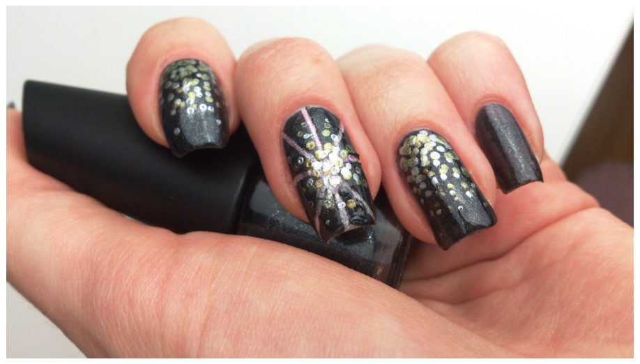 Best Ideas about New Year's Nails 2017