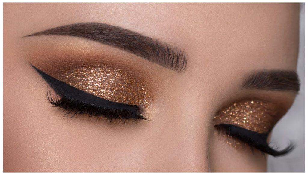 Bronze Smokey Cat Eye