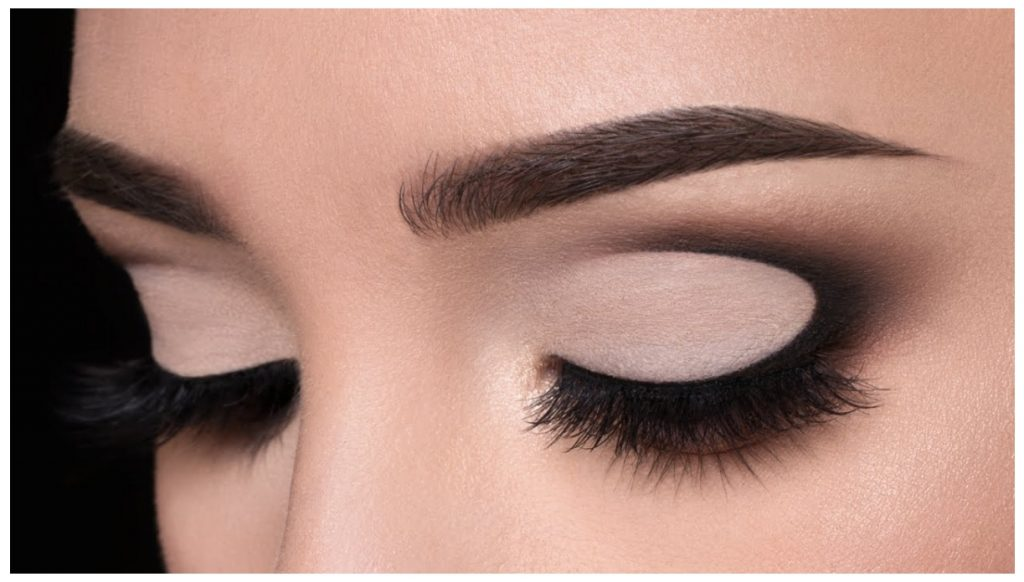 Intense Smokey Eye Makeup