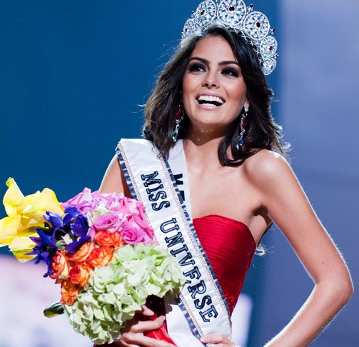 Mexicana is close to Miss Universe 2017 2018