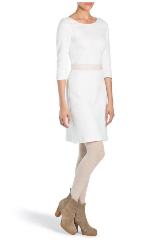 Pure White Dresses For Women