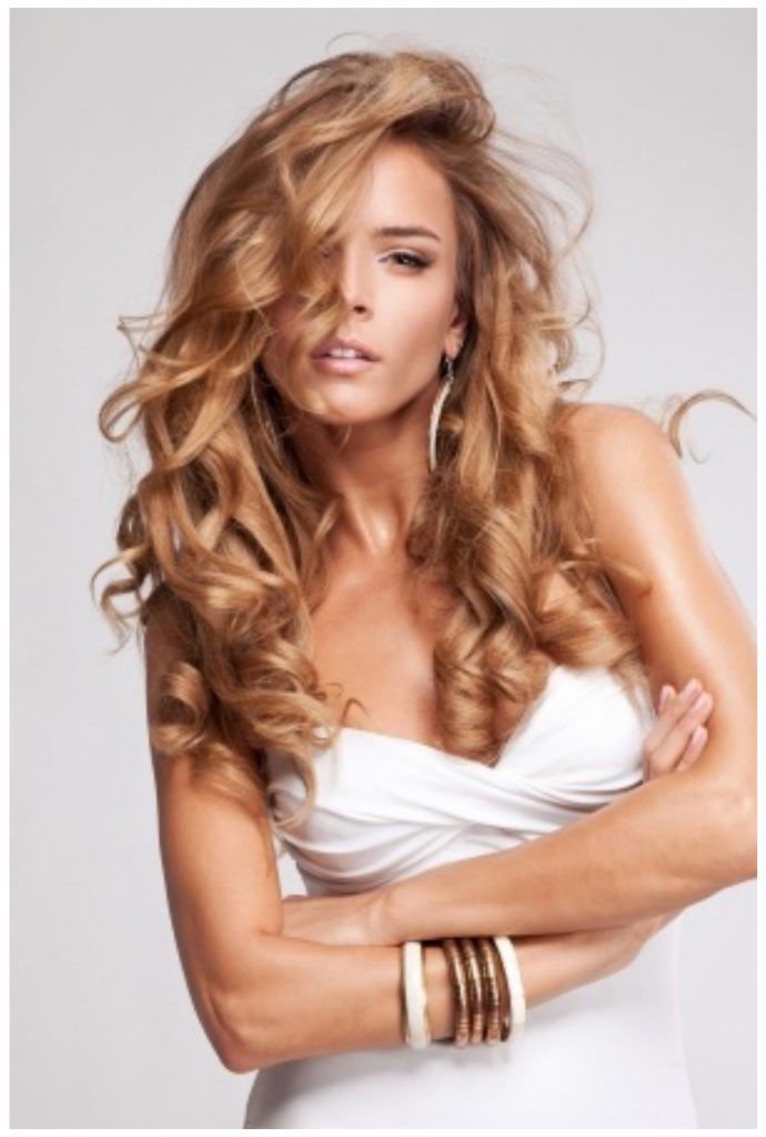 Hot Girls Gorgeous Prom Hairstyles